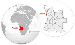 mapamundo angola